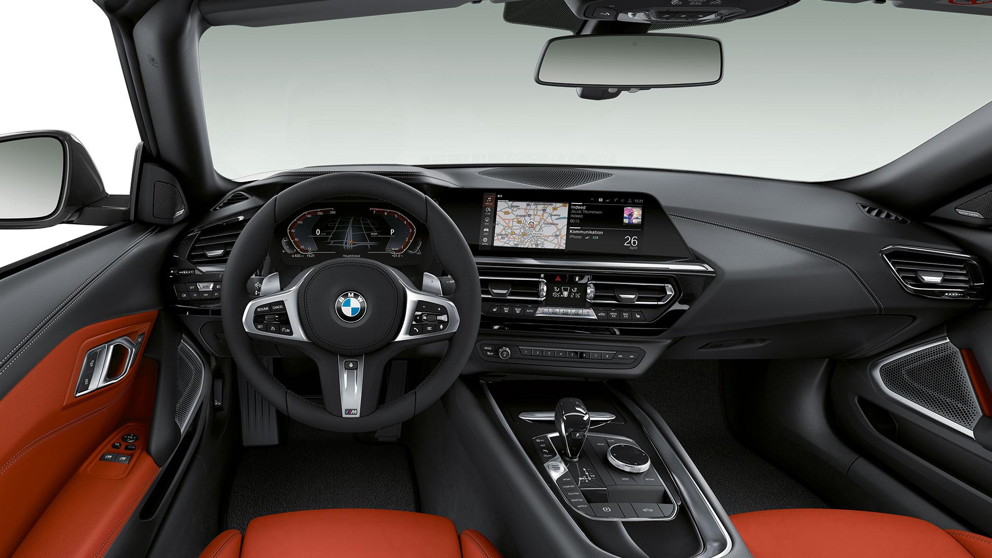 2a260ef5e38 BMW Z4 Roadster  informace a detaily
